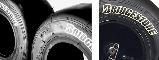 - Tires -