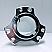 1 1/4 Silver Wheel Hub
