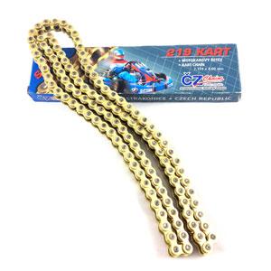 - CZ 219 O-Ring Chain - 108 Links -