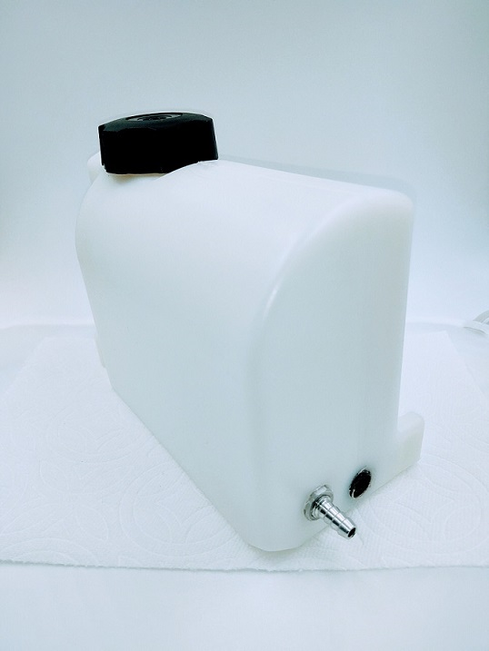 - Fuel Tank with Pickup Tube -
