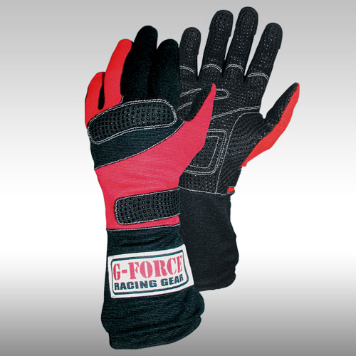- G-Force/Karts Ltd - Cordura Karting Glove From Karts Ltd -