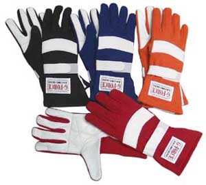 - G-Force G1 Karting Gloves From - Karts Ltd -