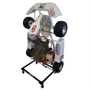 - Upright Kid Kart Stand -