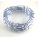 "- Fuel Line - Clear - Transparent - 1/4"" ID x 3/8"" OD -"