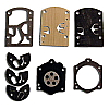 - Walbro D10-WB Gasket/Diaphragm Kit for Walbro WB3A Carburetor -