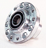 "- Wheel Hub - Front - Douglas Style - 5/8"" or 17mm - American Pattern -"