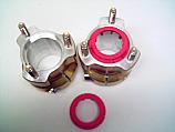 - Righetti/Ridolfi 40mm x 65mm Gold Wheel Hub - From - KartsLtd.com -
