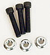 - Wheel Hub 5/16-24 Bolt and Nut Kit -