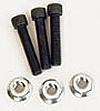 - Wheel Hub 5/16-24 Bolt and Nut Kit -