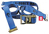 - Ratchet Lock E-Track Tie Down - Karts Ltd -