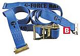 - Ratchet Lock E-Track Tie Down - Karts Ltd -