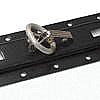 - E-Track Spring Loaded Ring - Karts Ltd -